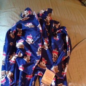 NWT carters 5t two piece pajamas